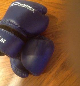 Боксёрские детские перчатки