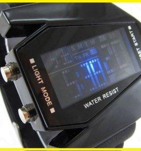 Часы Stealth LED watch. Новые. до 23 ФЕВРАЛЯ!!!
