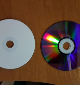 Printable DVD & CD Диски