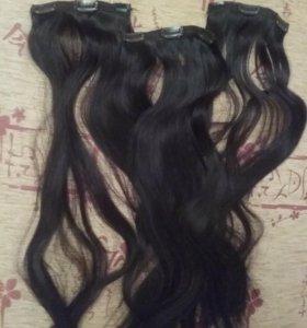 Трессы из натуральных волос