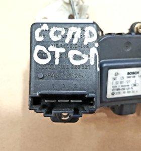 Резистор регулятор вентилятора ауди а6 с5