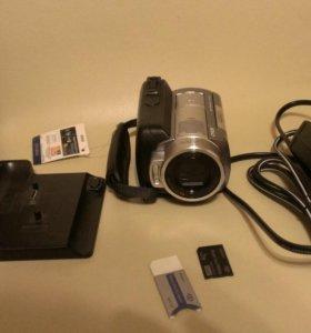 Sony HANDYCAM HYBRID HDD DCR-SR220