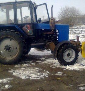 Услуги Трактора,чистка снега,вспашка,планировочные