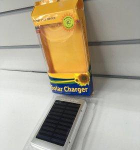 Power bank solar charger 10000 Mah