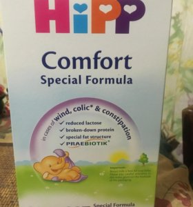 Детская смесь Hipp