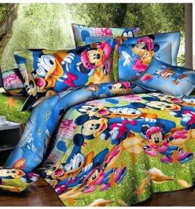Продам красочное постельное белье