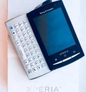 Смартфон Sony Ericsson Xperia X10 mini pro