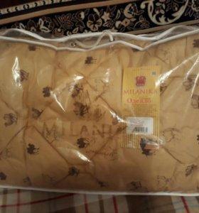 Одеяло из верблюжей шерсти 1,5 спальное (140х205)