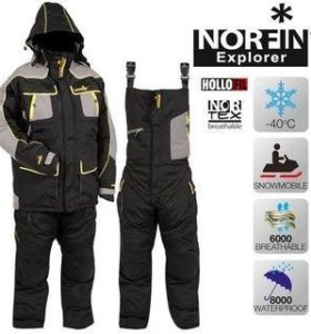Зимний костюм Norfin Explorer (XL)
