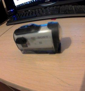 Экшн камера Sony ADR-AZ1(Полная комплектация + ду)