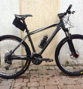 Горный велосипед CUSTOM на раме Cube Analog