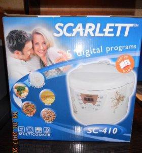 Мультиварка Scarlett SC-410