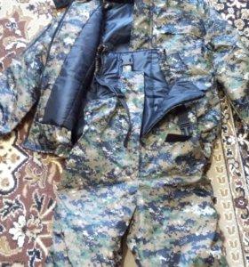 Камбенизон с курткой утепленный