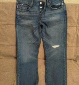 Levi's джинсы бойфренд женские