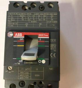 Автом. выключатель,3-полосный ABB SACE