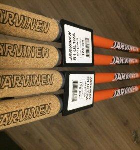 Лыжные палки Jarvinen R1 carbon 175см