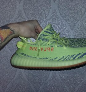 ADIDAS YEEZY BOOST 350 V2 SEMI FROZEN YELLOW