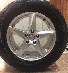 Полный комплект колёс Skad , Viatti