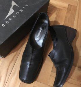 Туфли Berkonty (Берконти) Натур.кожа,39