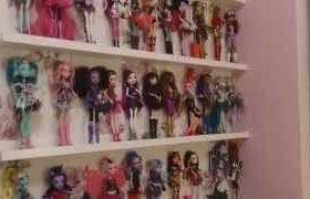 Куклы монстер хай оригинальные