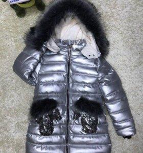 Куртка металик