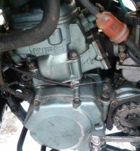 KDX 250 F1