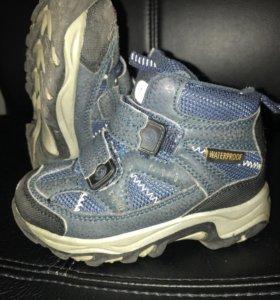 Ботинки зимние 24
