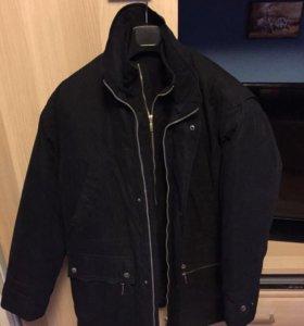 Куртка зимняя новая мужская Чехия