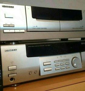 Kenwood KRF-V5050D AV-ресивер, Kenwood KXF-W1030