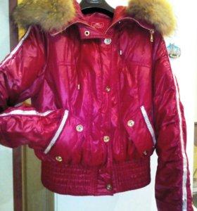 Куртка зима 46-48р.