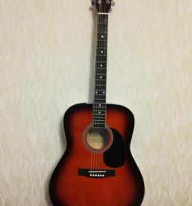 Новая акустическая гитара Flying