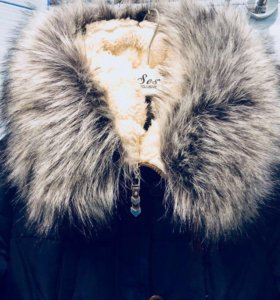 Куртка- пуховик 44-46