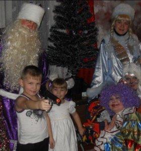 Костюм Деда Мороза(эксклюзивный )