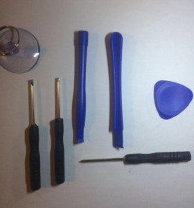 Набор инструментов для ремонта Айфонов
