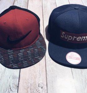 Кепка supreme bad Nike