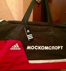 Спортивная сумка Adidas (новая)