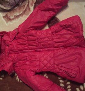 курточка рост 116-122 futyrino