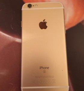 iPhone 6S 128GB золото