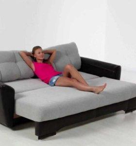 Диван еврокнижка недорого новая мягкая мебель