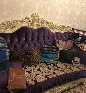 Новый рюкзаки и сумки до 700 руб