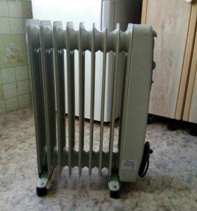 Масляный радиатор Поларис.
