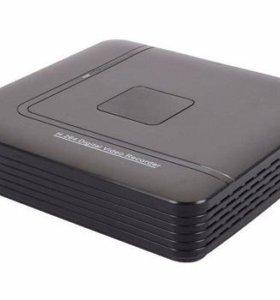 AHD регистратор высокой 1мп четкости 4 канала новы
