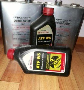 TOYOTA ATF WS 10 литров