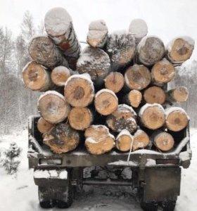 Продам кругляк фанкряж березы в Томске