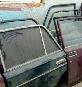 Автозапчасти Двери,капоты , элементы кузова на Ваз
