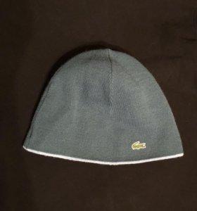 шапка Lacoste