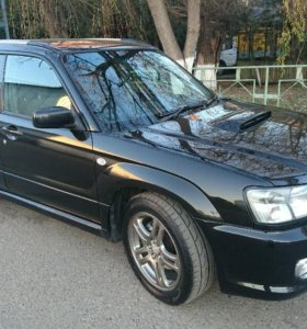 Subaru Forester II Cross Sport , 2003