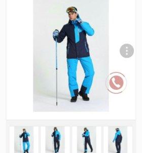 НОВЫЙ горнолыжный костюм