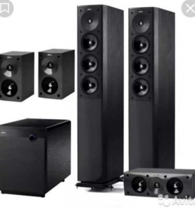Продам комплект акустики!!