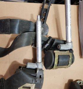 Передние ремни безопасности ауди а6 с5